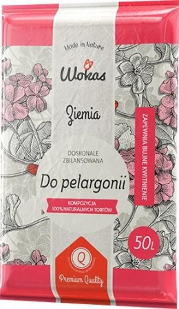 Ziemia do pelargoni 50 L